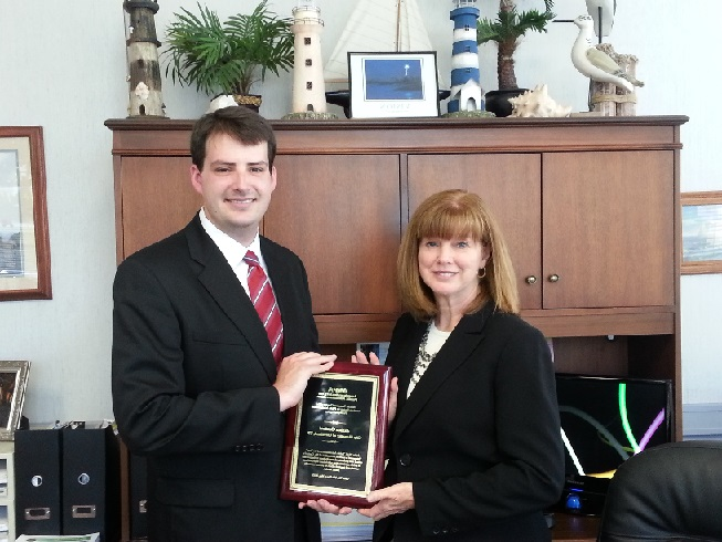 ASPA unanimously selected Mrs. Janice Casteel as its 2015 Public Administrator of the Year