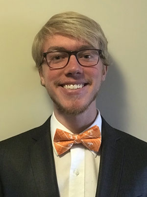 Alexander Tripp Awarded $8,500 Phi Kappa Phi Fellowship